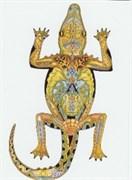 Брелок для ключей Крокодил ( Earth Art International )