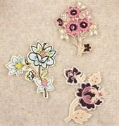 Цветы со строчкой (Prima Marketing Inc)