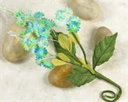 Букет из сине-зеленых цветов (Prima Marketing Inc)