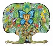 Салфетка из микрофибры Дерево жизни ( Earth Art International )