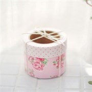 Набор текстильных клейких лент  Floral Fabric Tape