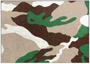 Фельт с рисунком Brown Camo