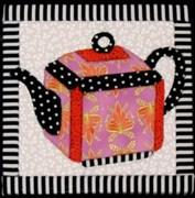 Набор для панно  Чайник 4