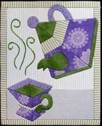 Набор для панно  Чайный набор 5