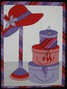 Набор для панно  Красная шляпа