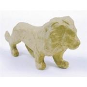 Фигурка из папье-маше мини Лев