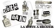 Ткань-купон Cote Bain беж