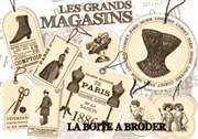 Ткань-купон Les Grands Magasins