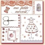 Ткань-купон Ma Petite Mercerie