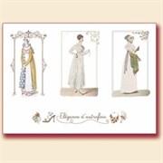 Ткань-купон Elegance d'autrefois