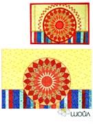 Набор текстильная открытка «Масленица»