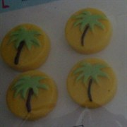 Декоративные элементы Пальмы