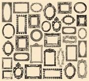 Папиросная бумага Frames
