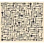 Папиросная бумага Keys