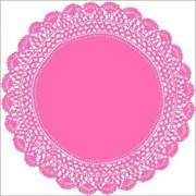 Оверлей лист  ANTIQUE DOLLY pink