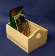 Ящик-поднос 17*22см. для пакетиков со специями