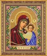 Набор для вышивки бисером  Пресвятая Богородица Казанская