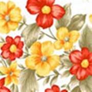 Бумага рисовая  Цветы