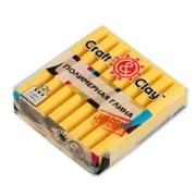 Craft&Clay  полимерная глина CCH 52 г лимонный цв.