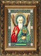 Набор для вышивки бисером   Св. Апостол Андрей Первозванный