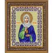 Набор для вышивки бисером   Св. Анастасия Узорешительница