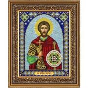 Набор для вышивки бисером   Святой Мученик Виктор
