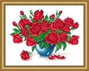Набор для вышивания  Розы для любимой