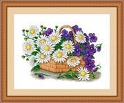 Набор для вышивания  Цветы для мамы