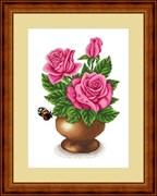 Набор для вышивания  Розовое утро