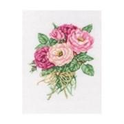 Набор для вышивания  Букетик роз