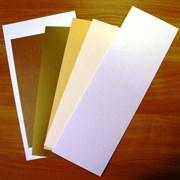 Набор бумаги для изготовления открыток № 1