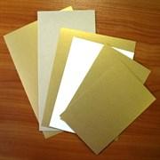 Набор бумаги для изготовления открыток № 4