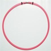 Шнур силиконовый Розовый