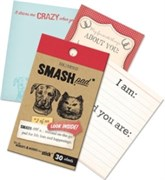 Smash Блокнот Кот и пес