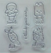 Штампы Studio G (Clear Stamps) I Think You Are...