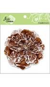 Цветок каштановый