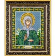 Набор для вышивки бисером  Святая Блаженная Матрона Московская