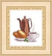 Набор для вышивания  Утренний кофе