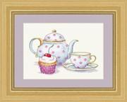 Набор для вышивания  Вечерний чай