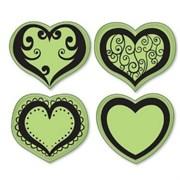 Набор резиновых штампов Сердца