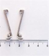 Подвески  Гольф , тибетское серебро