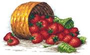 Набор для вышивания крестом  Сладка ягода