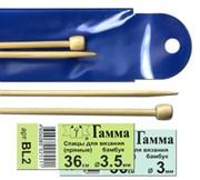 Cпицы деревянные прямые 3 мм