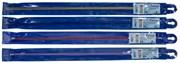 Cпицы цветные металлические прямые d 2 мм