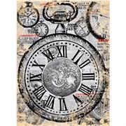 Рисовая бумага для декупажа  Карманные часы