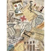 Рисовая бумага для декупажа  Рецепт на лекарства