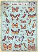 Рисовая бумага для декупажа  Бабочки