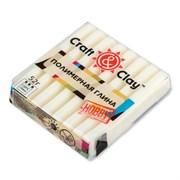 Craft&Clay  полимерная глина CCH 52 г Полупрозрачный