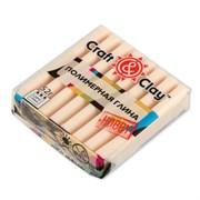 Craft&Clay  полимерная глина CCH 52 г Телесный светлый