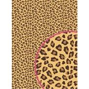 Рисовая бумага для декупажа  Окрас леопарда